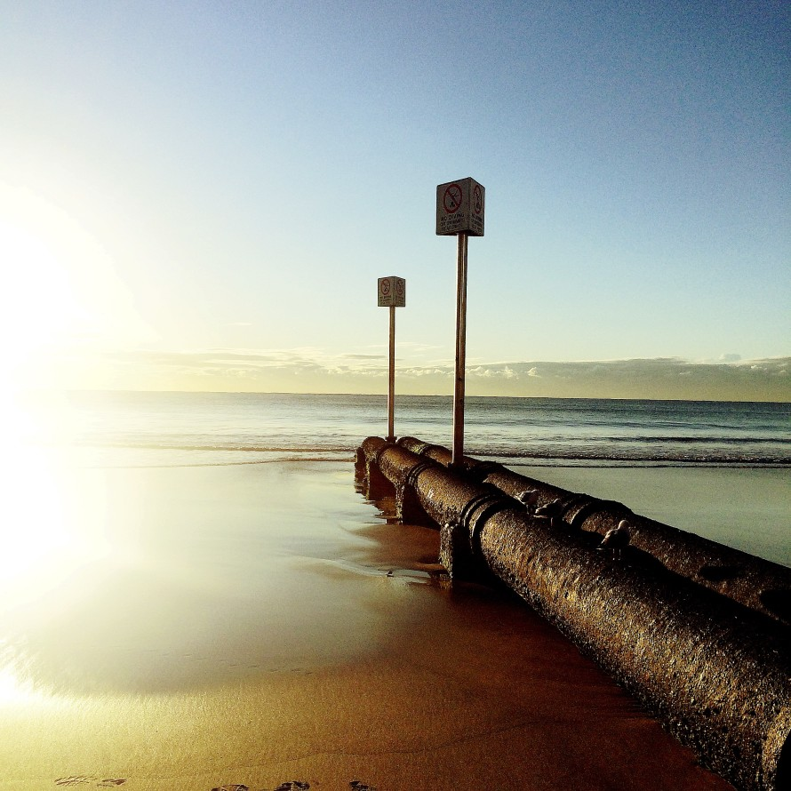 Manly Beach July 27th 2015